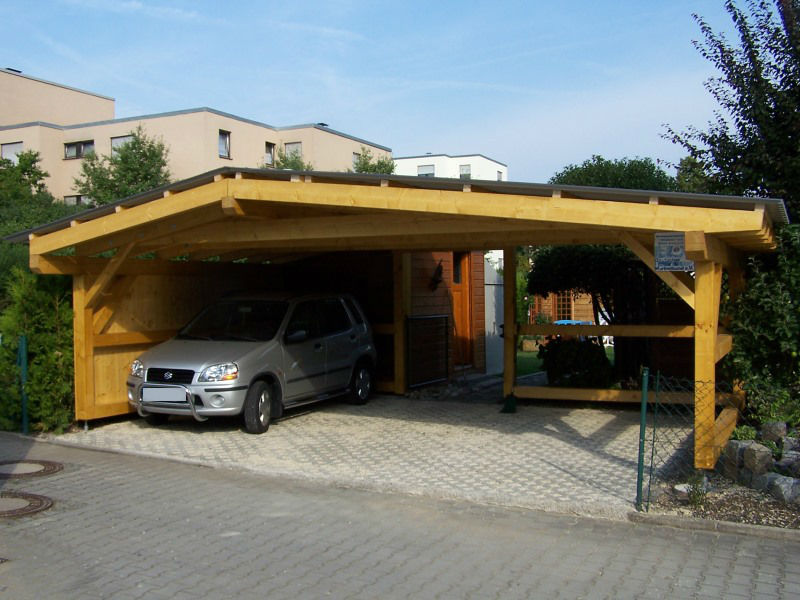 carports holzbau peichl startseite design bilder. Black Bedroom Furniture Sets. Home Design Ideas